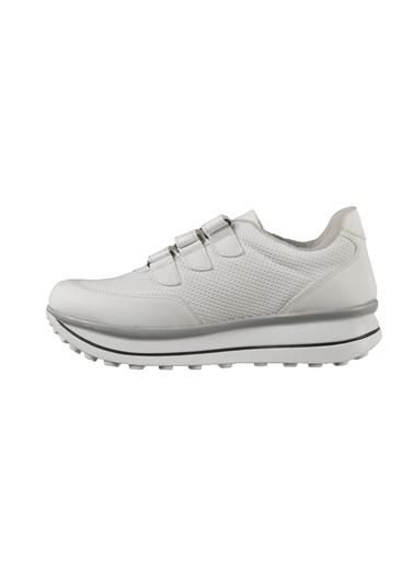 Tiffany&Tomato 9173100 Siyah Unisex Spor Ayakkabı Beyaz